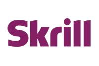 Skrill online payment logo