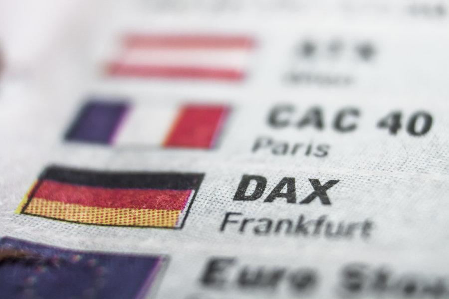 DAX Frankfurt - CAC 40 Paris