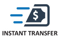 Instant Transfer online logo